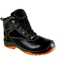 Sepatu Safety dr Osha President Ankle Boot Rubber-PU