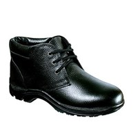 Sepatu Safety dr Osha Titanium Ankle Boot Rubber