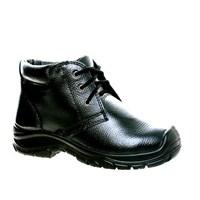 Sepatu Safety dr Osha Titanium Ankle Boot PU