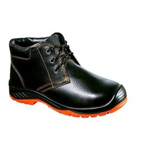 Sepatu Safety dr Osha Titanium Ankle Boot Rubber-PU