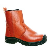 Sepatu Safety dr Osha Cozy Zip Ankle Boot PU