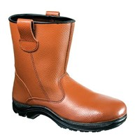 Sepatu Safety dr Osha Nevada Boot Rubber