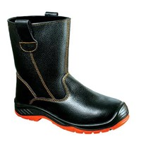 Sepatu Safety dr Osha Nevada Boot Rubber-PU