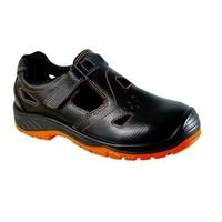 Sepatu Safety Wanita dr Osha Tropical Comfort Strap Rubber-PU