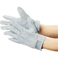 Sarung Tangan Safety Trusco Cow Split Leather Gloves, Back Seam, Welding TYKST