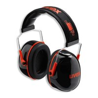 Pelindung Telinga UVEX K3 Earmuff NRR 27 dB