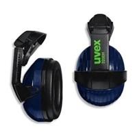 Pelindung Telinga UVEX Earmuff With Helmet Attachement Uvex 3200H Blue