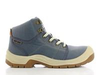 Sepatu Safety Jogger Desert S1P Blue 043
