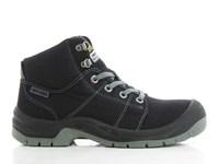Sepatu Safety Jogger Desert S1P Black 117