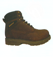 Sepatu Safety Krisbow Vulcan Brown