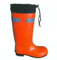 Sepatu Safety Krisbow Safety Boots Orange