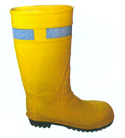 Sepatu Safety Krisbow Safety Boots Yellow
