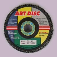 Batu Gerinda Nippon Resibon Art Disc GZ-40 4inch