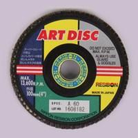 Batu Gerinda Nippon Resibon Art Disc A-60 4inch