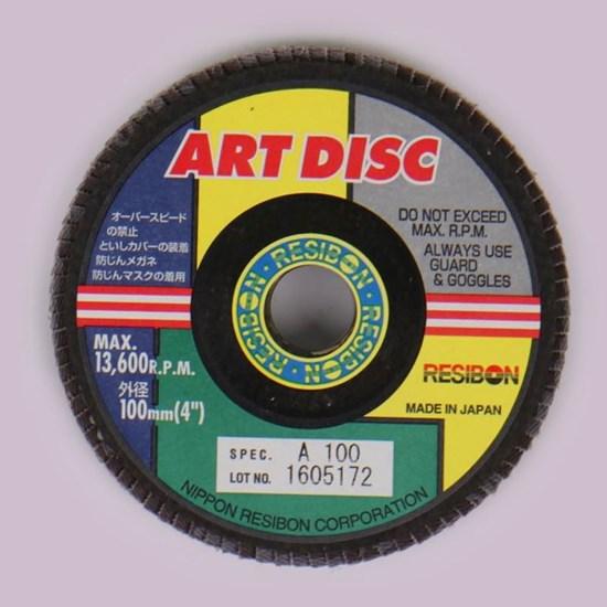 Batu Gerinda Nippon Resibon Art Disc A-100 4inch