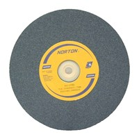 Batu Gerinda Norton Grinding Wheel Straight T1-A A-36 RVBE Grey 355x50,0x127mm