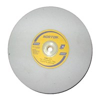 Batu Gerinda Norton Grinding Wheel Straight T1-A 38A-46 LVBE White 205x9,5x31,75mm