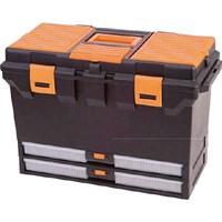 TRUSCO Professional Tool Box TTB802 Black