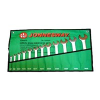 JONNESWAY Open End Wrench Set W25112S