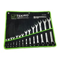 TEKIRO Combination Wrench Set ( Kunci Ring Pas Set) WR-SE0300 3/8inch - 1 1/4inch