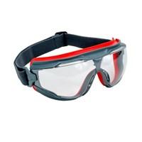 Jual Kacamata Safety 3M Farenheit 40659-00000-10DP LP Goggle Blu Tint CLRLNS AF AcetateGoggle Gear, 500-Series, GG501SGAF, Clear Scotchgard™ Anti-fog lens - Kaca Mata Safety