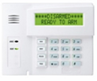 Jual Intrusion Alarm honeywell Alpha LCD Keypad 6160