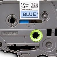 Jual Brother Tape TZE TZE-531 Black on Blue 12mm