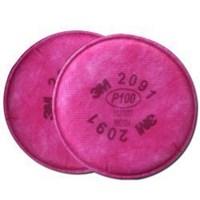 Jual 3M Filter Particulate 2091 P100