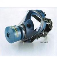 Jual Masker Safety Blue Eagle Full Face Respirator TR2002