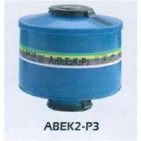 Jual Blue Eagle Canister ABEK2-P3