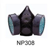 Jual Masker Safety BLue Eagle Chemical Respirator NP308