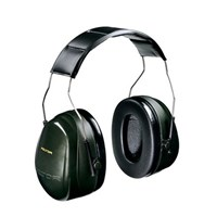Jual Pelindung Telinga 3M Peltor Optime 101 Over the Head Earmuffs, Hearing Conservation H7A