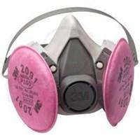 Jual Masker Safety 3M Respirator 6200