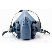 Jual Masker Safety 3M Respirator 7502