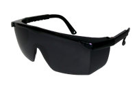 Jual Kacamata Safety Leopard Lp 0053 Eye Wear Lens Black