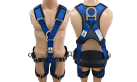 Picture of Fall Protection Leopard Safety Harness Lpsh 009