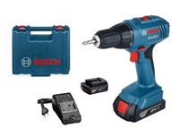 Picture of Cordless Screwdriver Bor Bosch 18 V Li-Ion Gsr 1800 Li