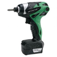 Jual Bor Hitachi Wh10dl Cordless Impact Driver 12 Nun 10.8 V 1.5Ah Li