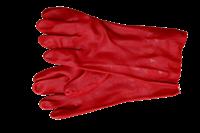 Jual Sarung Tangan Safety Leopard Pvc Gloves 0090