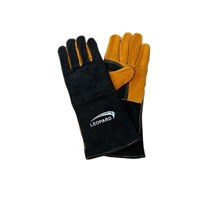 Jual Sarung Tangan Safety Leopard Leather Welding Gloves 14″ Lpwg 0202