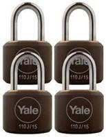 Jual Gembok Yale Brass Padlock Y110-30-117-4