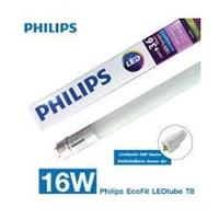 Jual Philips LED T8 Tube 1200 mm Ecofit 16w 740-765 cdl-ww