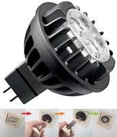 Jual LAMPU PHILIPS ESSENTIAL LED 4.2-35W 2700 K-6500 K MR 16