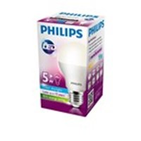 Jual LAMPU PHILIPS LED Bulb 4w=40w E27 230V CDL - WW