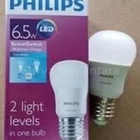 Jual Philips  SCENE SWITCH LED 6.5W CDL - WW