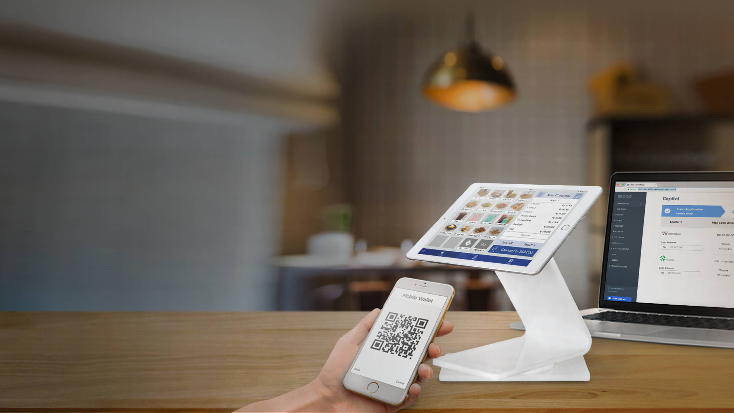 Moka POS - Cloud-Based Point of Sales for All Businesses