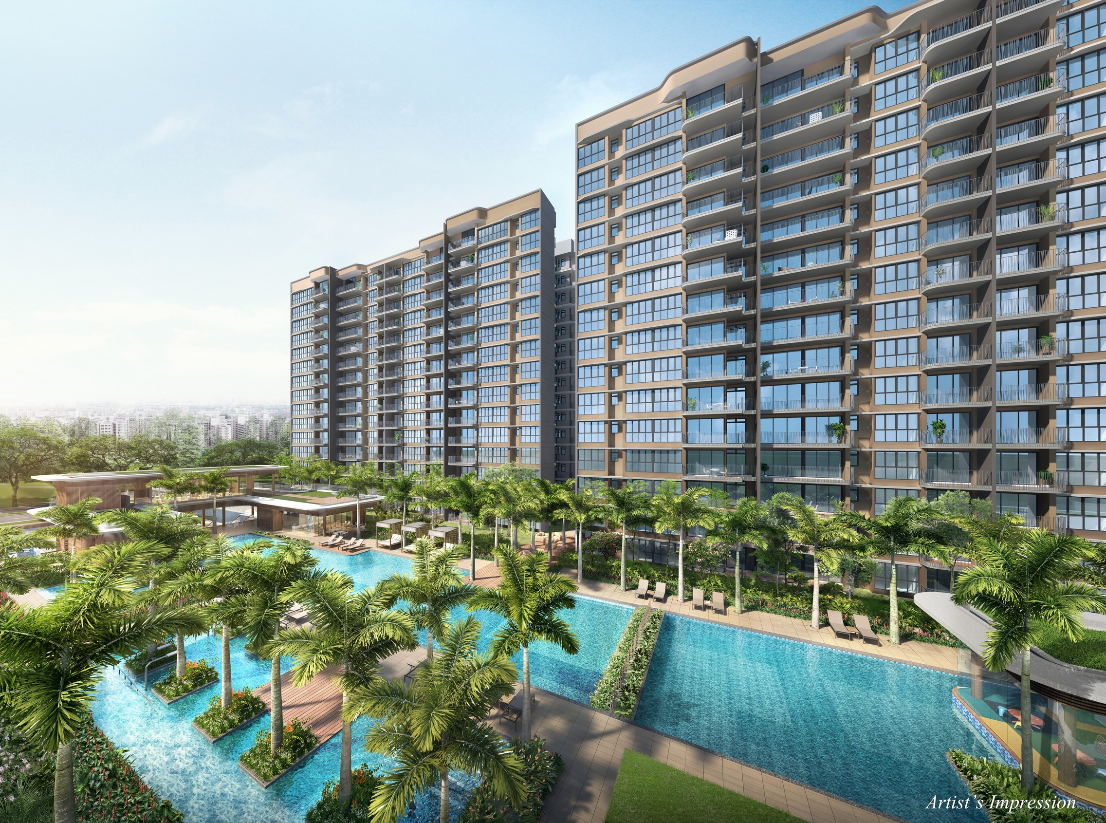 Image result for hundred palms residences executive condo