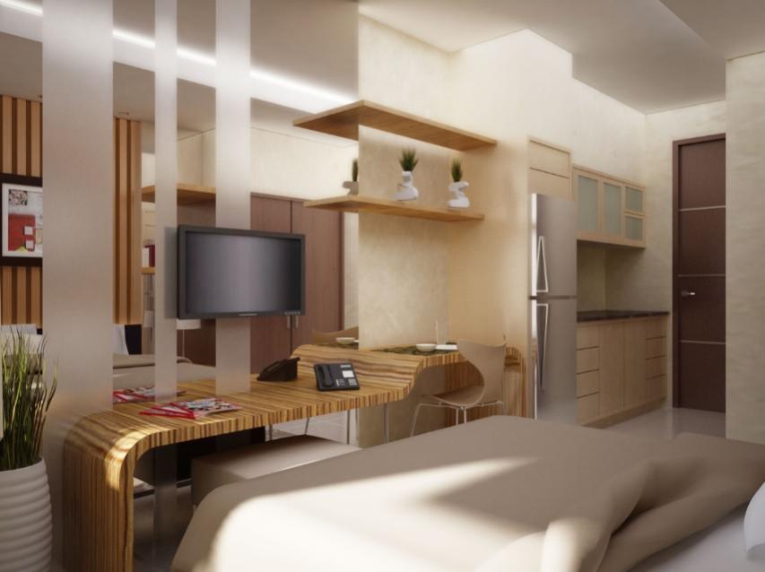 Dibanding kota lain apartemen studio jakarta lebih banyak for Apartment design jakarta