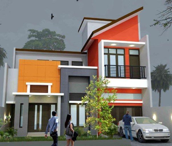 760+ Gambar Warna Rumah Bagian Depan Terbaru