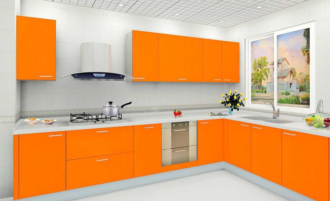 Warna Warna Yang Bagus Untuk Dapur Rumah 123